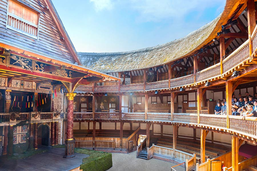 Andrew Lawson, Head of HR, Shakespeare's Globe
