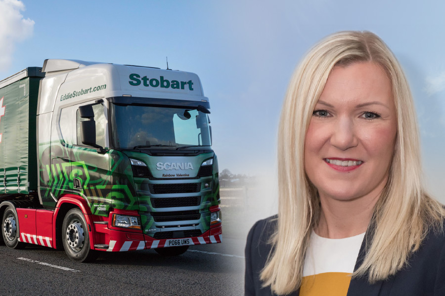 Behind the HR Director: Eddie Stobart