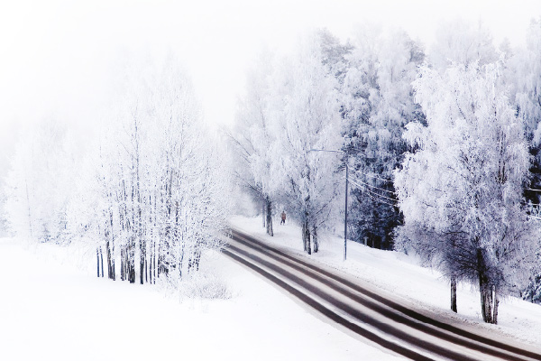 Five top tips to keep your employees safe on the road in winter