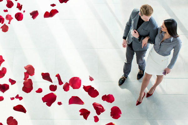 How to handle office romances