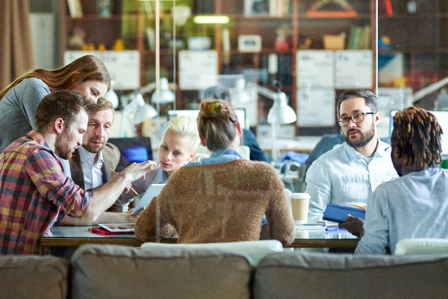 Are coworking spaces all they're cracked up to be?