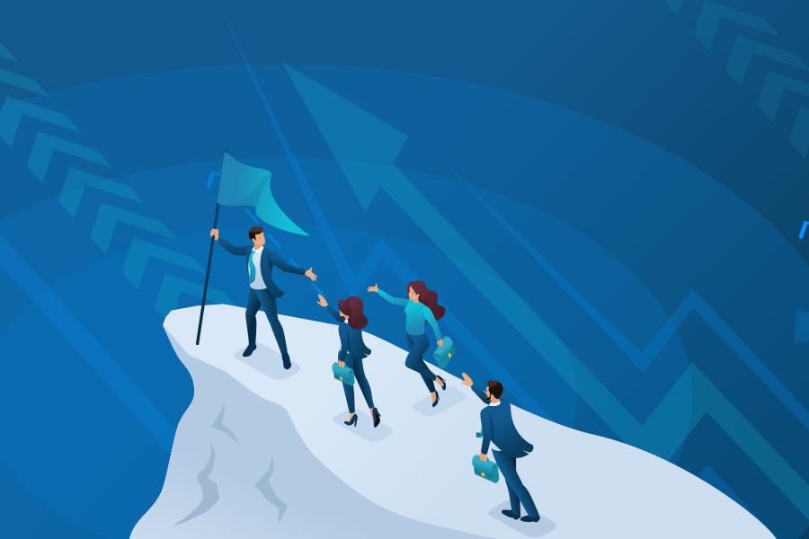 What is purposeful leadership?