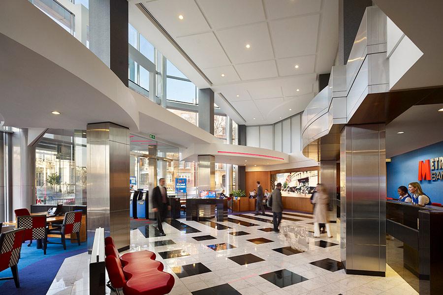 Metro Bank's focus on ethics