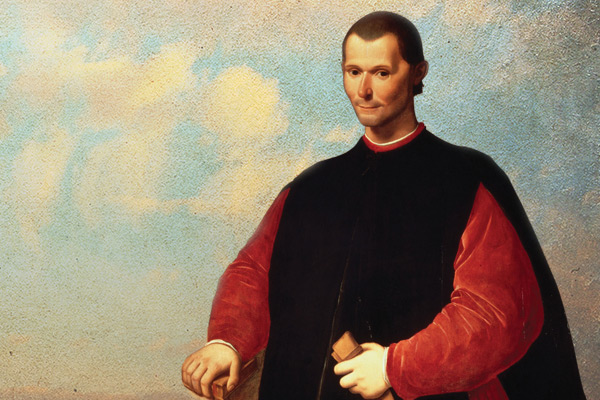 The Secret HR Director: Machiavelli - your next HR Guru