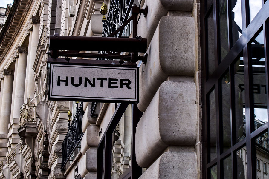 Hunter's HRD reveals how to mix heritage and progress