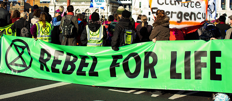What can HR learn from Extinction Rebellion?
