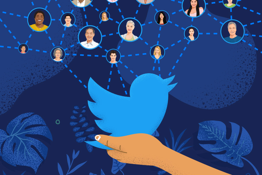 Twitter's diversity hashtag