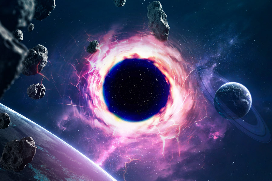 Black holes and regulations