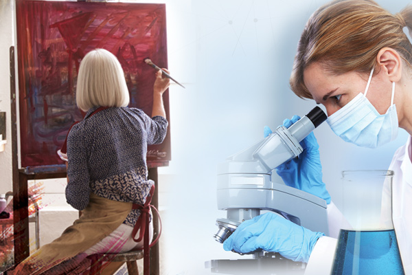 Would HR be an artist or a scientist?