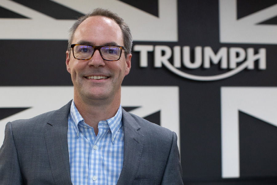 Behind the HRD with Jonathan Parsons, HR Director at Triumph