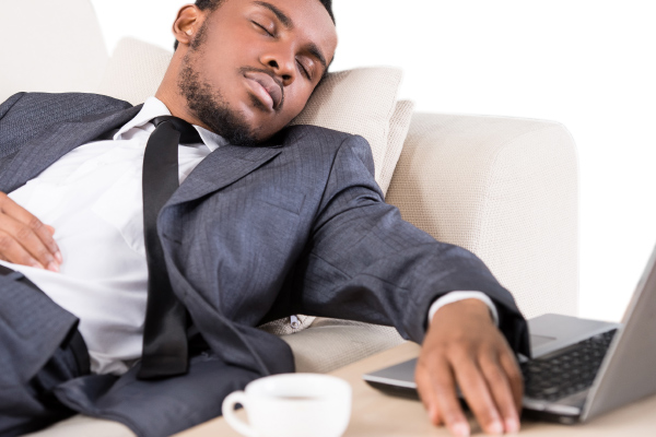 Should you let employees nap on the job?