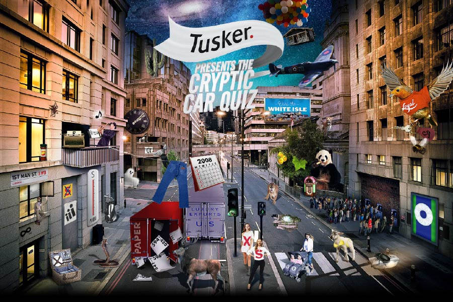 Win a brand new car with Tusker!