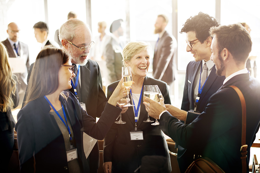 How networking can secure new talent