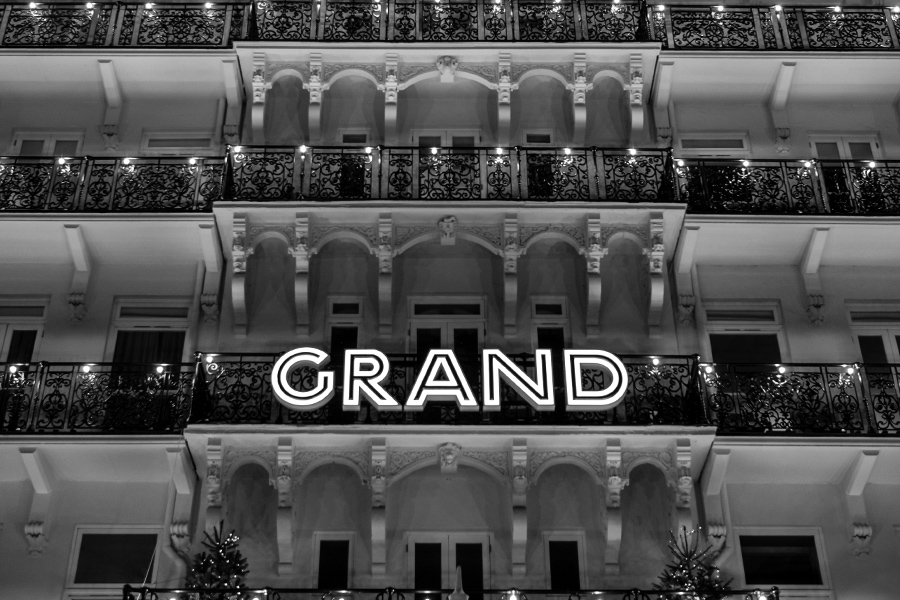Andi Hirons, People Director, The Grand Brighton