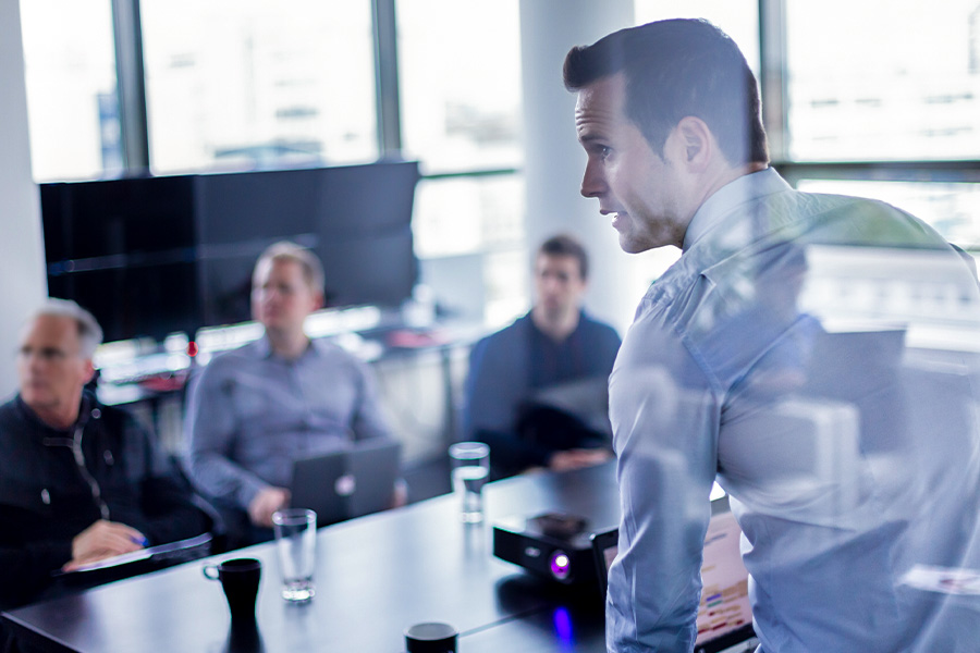 Redefining leadership in a modern working environment