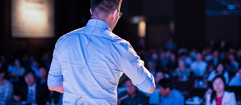 5 tips on improving your public speaking