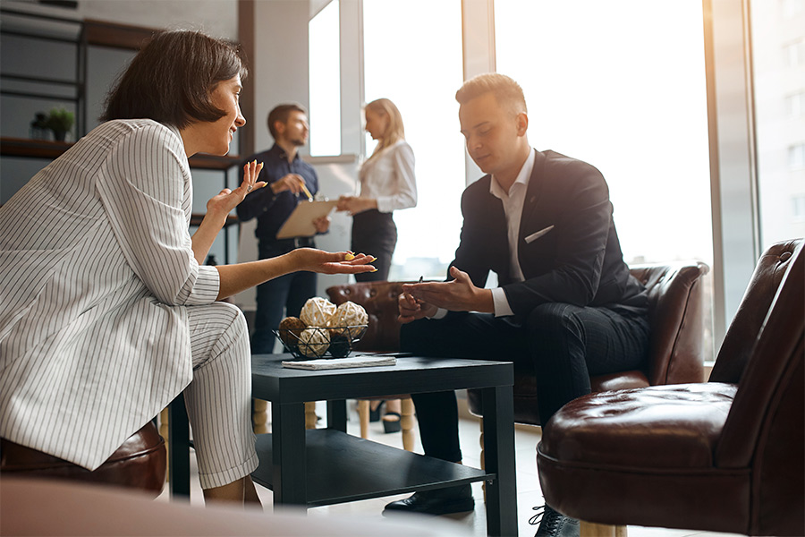 Developing your conversational capacity: The key to leading effectively