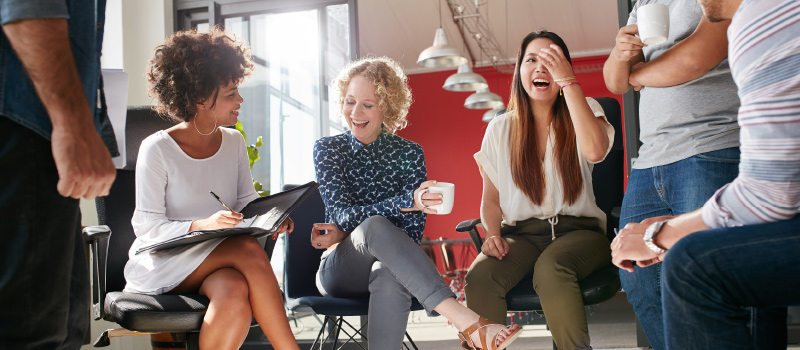 Big company benefits for today's multi-generational workforce