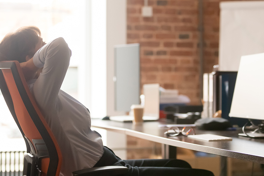 Why workplace wellbeing is the biggest challenge in the new normal of work