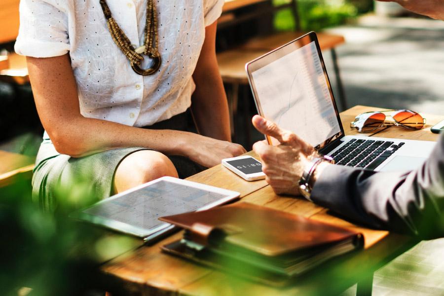 Employee engagement through technology