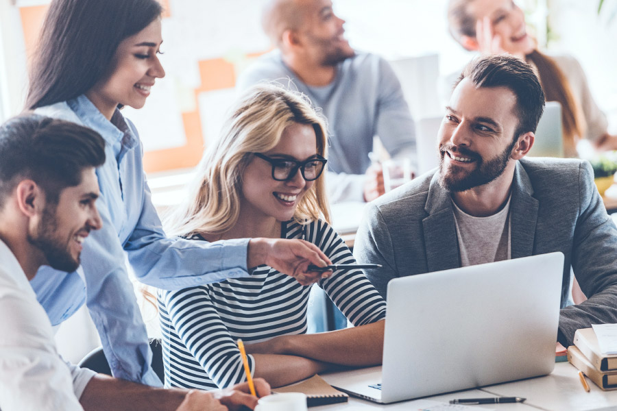 For beaming employees, take a proactive approach to wellbeing