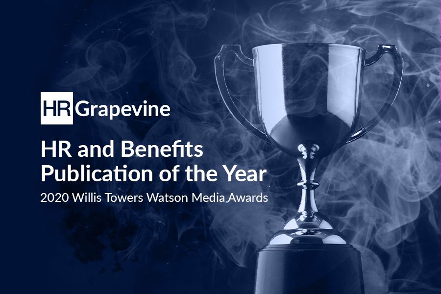 HR and Benefits Publication of the Year for 2020