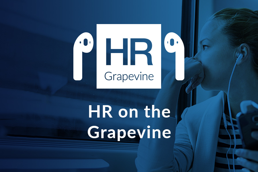 New HR Grapevine podcast discusses burnout work routines