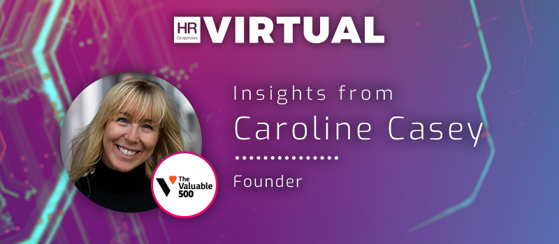 HR Virtual: Meet Caroline Casey
