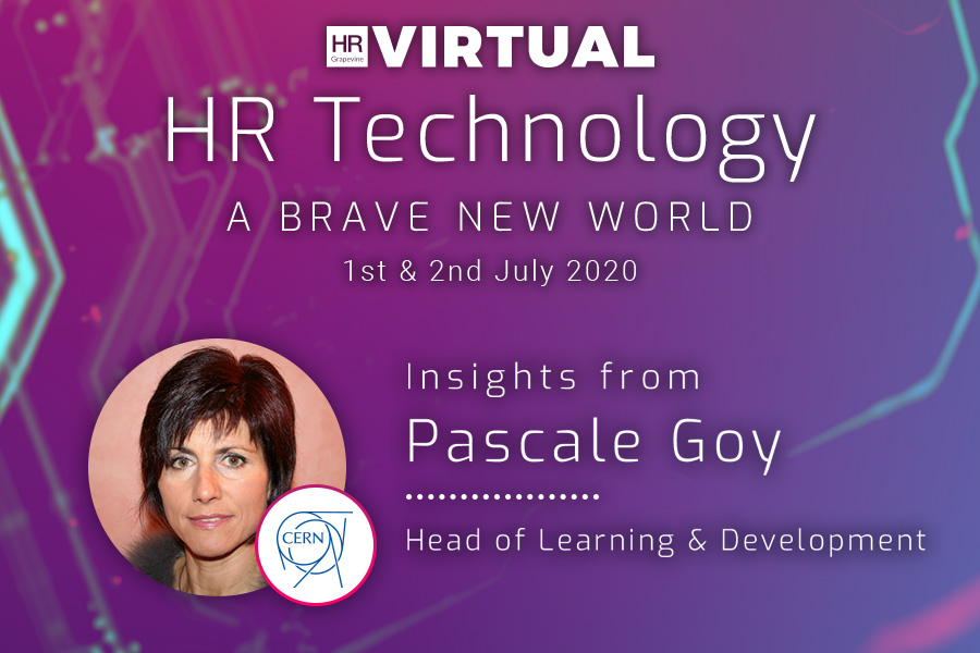 HR Virtual: Meet Pascale Goy