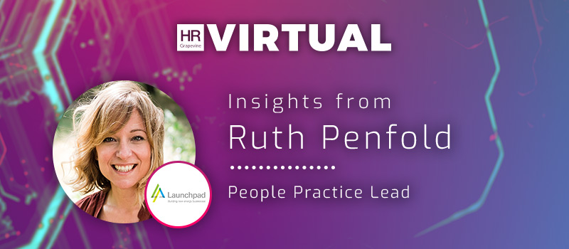 Meet the speakers: Ruth Penfold, People Practice Lead, bp Launchpad