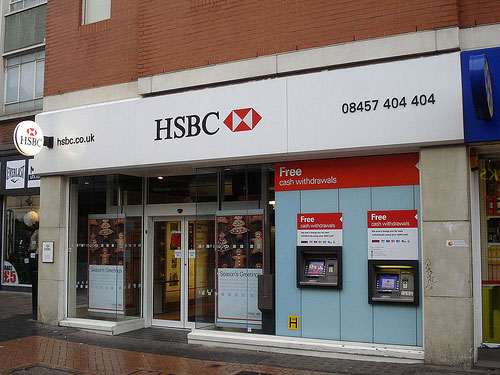 HSBC to bring in 3,000 Compliance staff