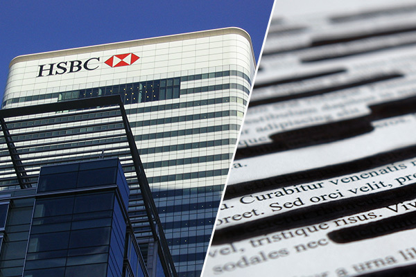 hsbc ceo  use blind cvs for gender parity