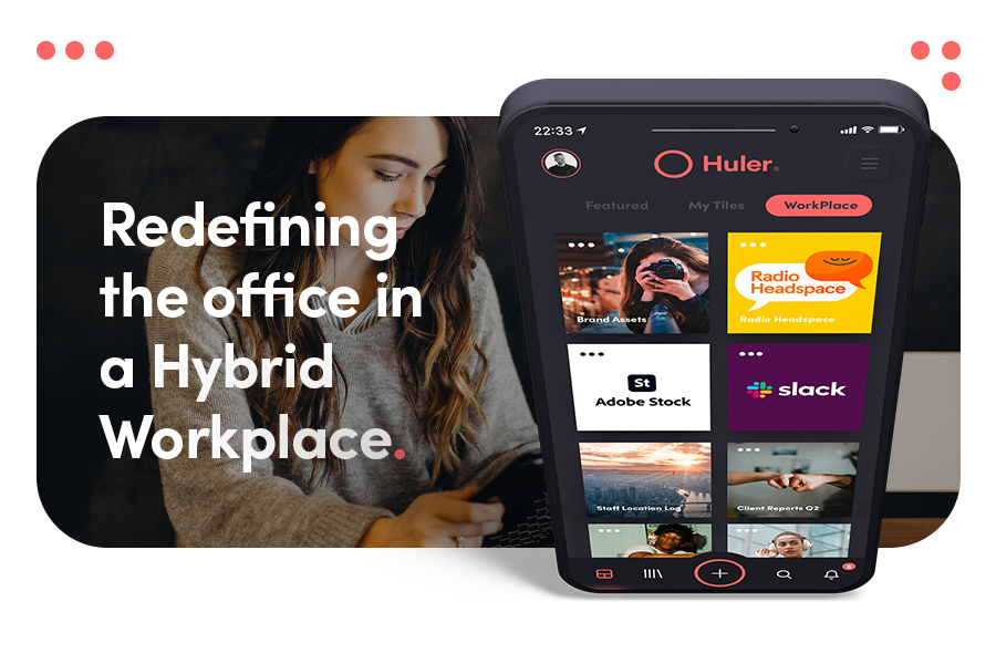 Redefining the office in a hybrid workplace