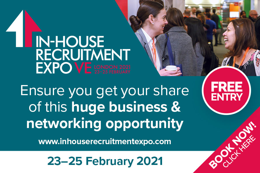 Register Now for the In House Recruitment Expo Hybrid 2021