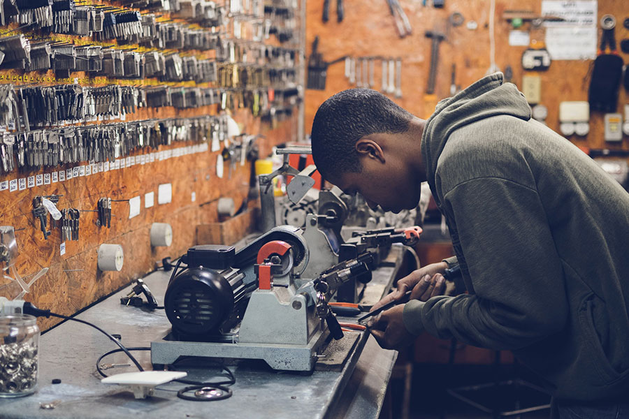 Apprenticeships & cultivating the talent pipeline