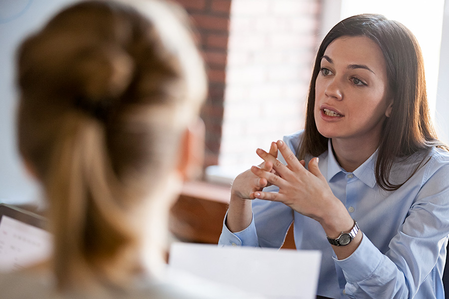 Impress your boss by asking this one question