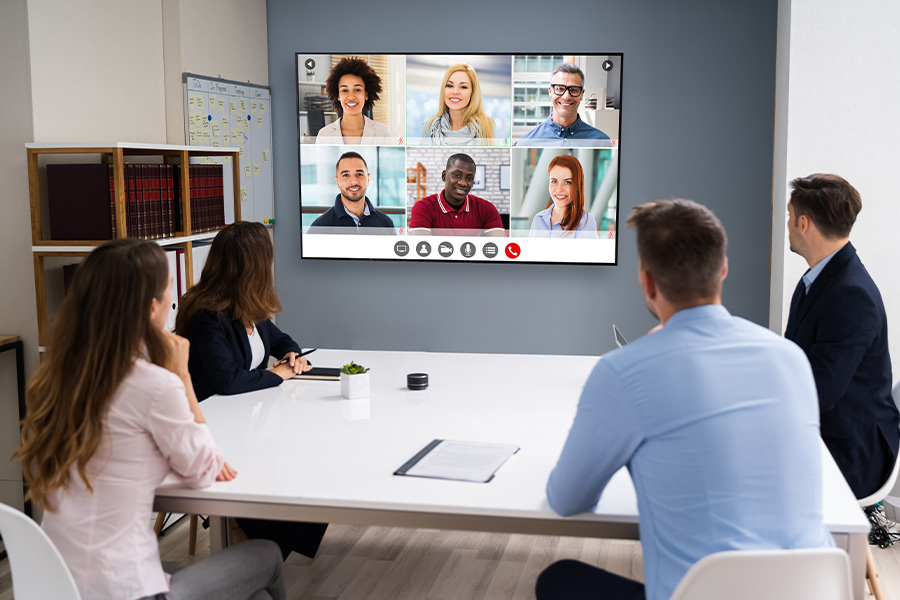 In-office digital meetings - are you perpetuating this pointless trend?