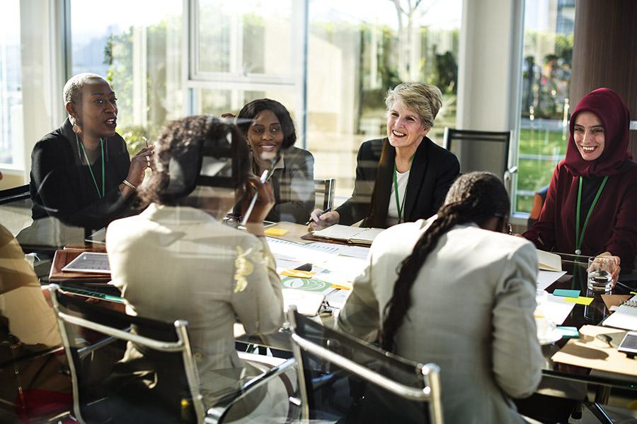 HR's most influential women