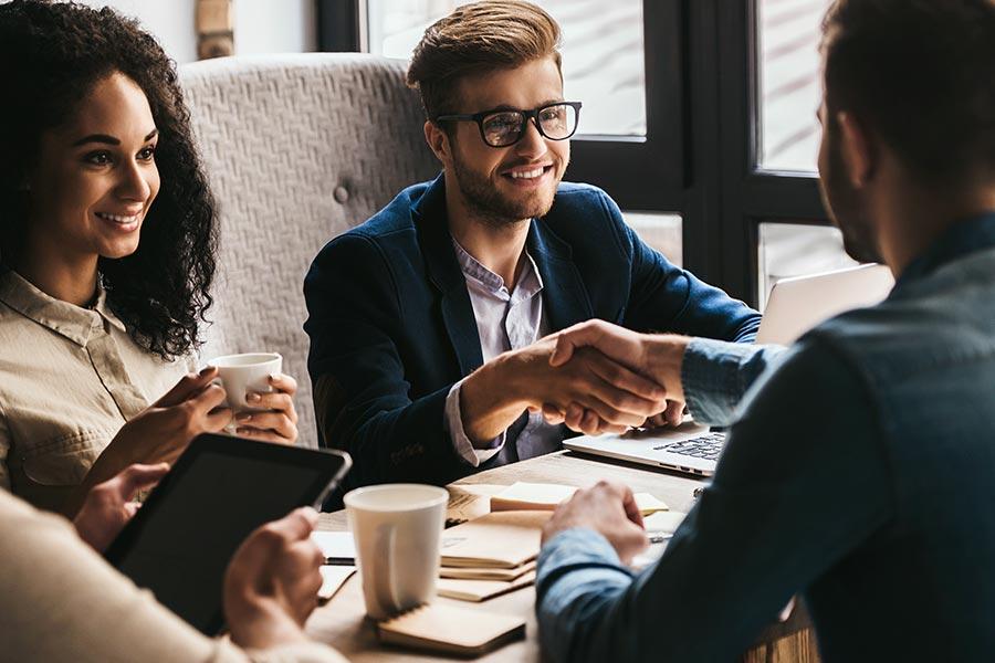Are informal job interviews the way forward?