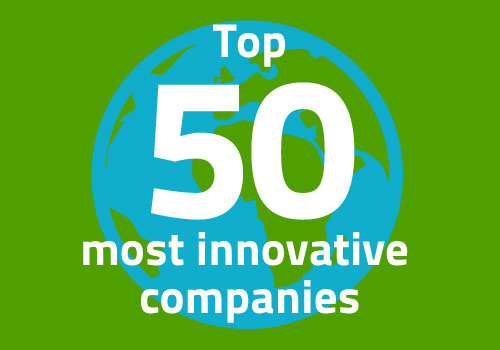 Only one UK company in world's 'Most Innovative' list