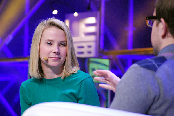 Yahoo's Head of HR ignores Marissa Mayer's damage to employee engagement