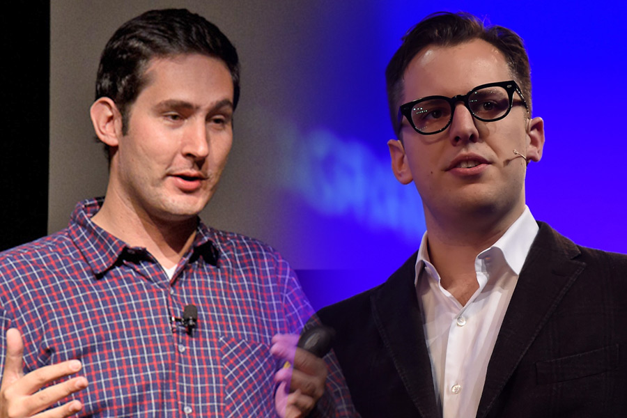 Instagram co-Founders announce both to leave firm