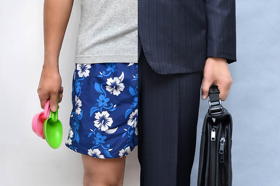 Interns fired after proposing 'more flexible dress code'