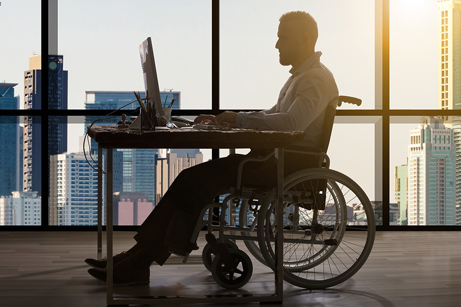 International Wheelchair Day: How to support disabled employees
