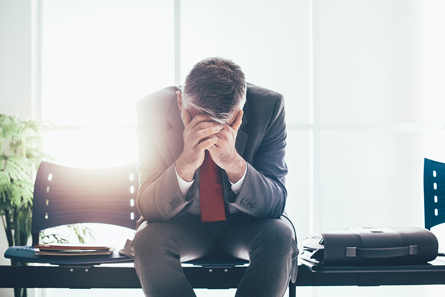5 issues most professionals suffer with