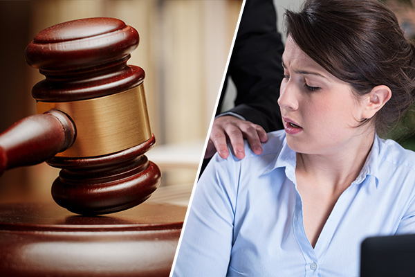 Court rules workplace groping for 'humour' legal in sexual harassment trial