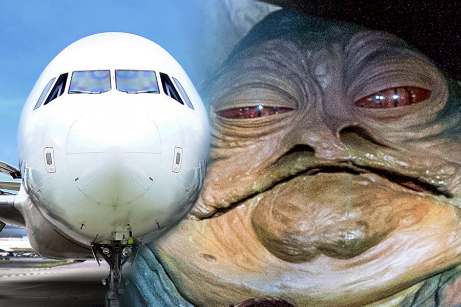 Employee who used 'Jabba the Hut' as CV reference fired