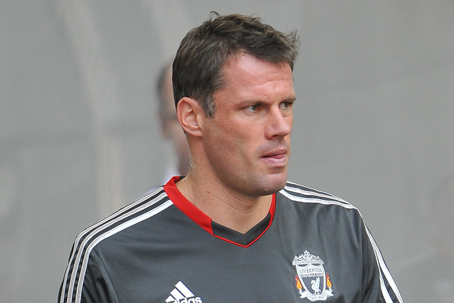 Carragher's future at Sky in jeopardy after spitting incident