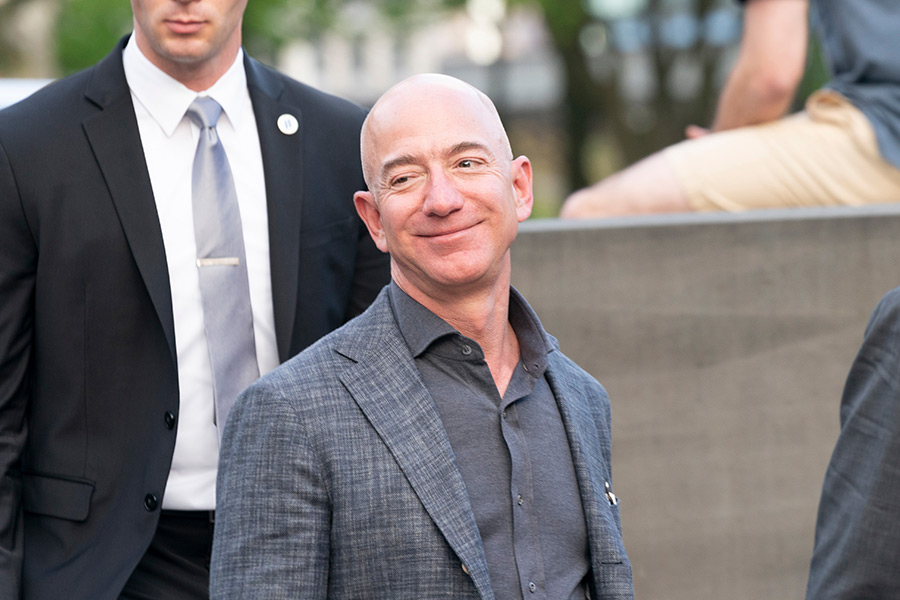 Jeff Bezos' first job advert labelled 'disgusting'