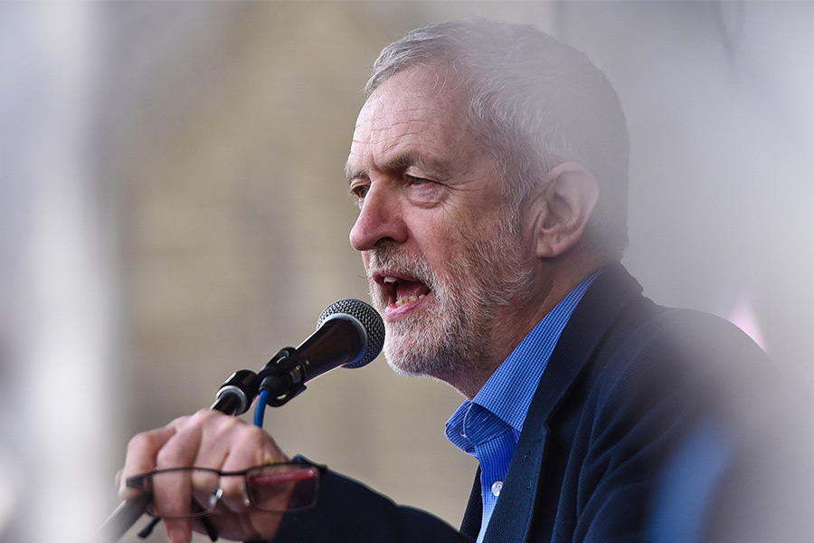 Corbyn calls on BBC to reveal 'social class' of staff